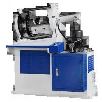 Electronic Hydraulic Die Cutting Machine / Equipment For Bottle Neck Labels Manufactures