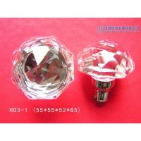 glass handle / knob H01-3 Manufactures