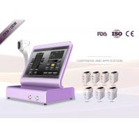 2 In 1 Ultrasound Face Lift Machine 4MHz Frequency Improving Skin Complexion Manufactures