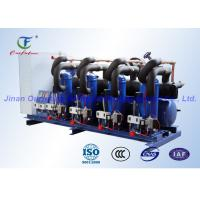 Danfoss Scroll Parallel Refrigeration Compressor Unit For Commercial Meat Production