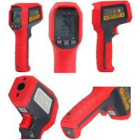 CWH650 Intrinsically Safe infrared temperature meter, gun type red and black infrared thermometer Manufactures