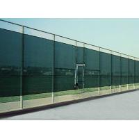 PVC Vinyl Coated Polyester Mesh Banner Material For Fence Screen