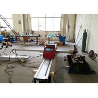 China Flame Torch Automated Plasma Cutting Machine , Height Controller Small Cnc Cutting Machine on sale