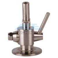 Stainless Steel Perlick Sample Valve for Beer Brewery Aseptic Sample Valve for High Purity Application Manufactures