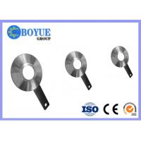 Class 150 - 2500 Spade Flange , Customized Forged Steel Flanges For Industry Manufactures