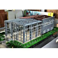 Buy cheap High Precision Prefabrication Industrial Steel Buildings Energy Saving from wholesalers
