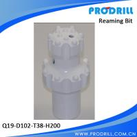 Q19-D102-T38-h200 reaming bit Manufactures