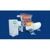 China High Speed Cnc Quilting Machine For Mattress , X - Axis Movement 203.2mm on sale