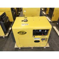 Cheap 220 Volt 22A Sound Proof Diesel Generator With Single Cylinder Four Stroke Engine for sale
