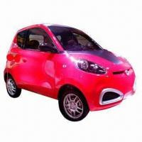 Buy cheap 10kW Electric Car with 80km/h High Speed and 150km Running Distance from wholesalers