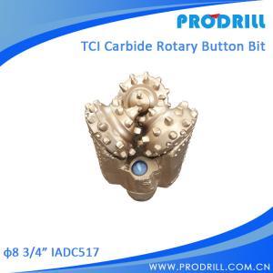 "8 3/4""IADC517 Rotary blast hole TCI drill bits Manufactures"