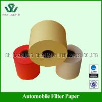 Phenolic Resin  Oil/Fuel Filter Paper From Chentai Manufactures