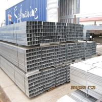 LOW PRICE PRE ZINC COATED HOLLOW SECTION SUPPLIERS made in China market Manufactures