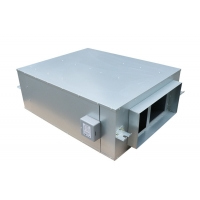 Sheet Metal 150mm 34dB Hotel Kitchen Silent Inline Fan Manufactures