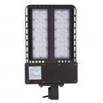 Shoebox Exterior Parking Lot Lighting150w UL DLC AC 200-480V Lumileds Light Source Manufactures