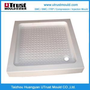 China SMC shower base mould SMC shower tray mould SMC compression mould on sale
