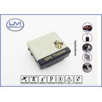 PT201 850 / 900 / 1800 / 1900Mhz GSM / GPRS GPS Real Time GPS Tracking Device for Asset Manufactures