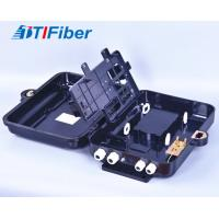 Wall / Pole Mounted Fiber Optic Terminal Box 48 Core ABS Protection Level IP65 Manufactures