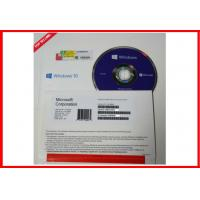 China Genuine Windows 10 Product Key Code  Win 10 Pro Pack 32 Bit / 64 Bit OEM on sale