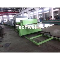 Simple Type PU Sandwich Panel Machine For Insulated Roof / Cold Room CE Manufactures