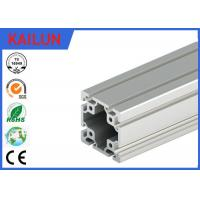 China 40 X 40 MM T Slot Aluminum Extrusion Rails Square Hollow OEM ISO / TS16949:2009 on sale