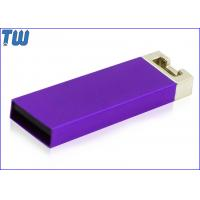 Buy cheap Slim Rectangle Sizes Colorful 1GB Thumb Drives Memory Storage Stick from wholesalers