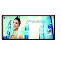 Portable 100-175mic Light Box Poster Printing , Front Printing Manufactures