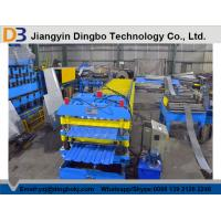 840 Roof Steel Tile Forming Machine with Galvanized Board for Transportation Manufactures