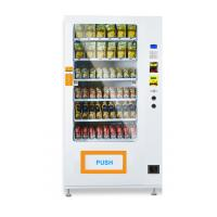 China Convenience Store Peanut Snack And Drink Vending Machines For Minuman Snek In Malaysia on sale