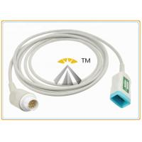Buy cheap M1669A Philips HP ECG Electrode Cable Adapter 3 Leadwires 12 Pin Connector from wholesalers