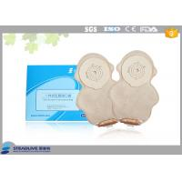 Small One System Pediatric Ostomy Bags , Two Piece Ostomy Bag For Kid'S Stoma Manufactures