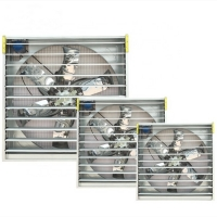 Three Phase 50HZ Poultry Ventilation System Manufactures