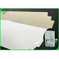 Hard Stiffness 250gsm - 400gsm 70*100cm Duplex Paper Board For Packages Boxes Manufactures