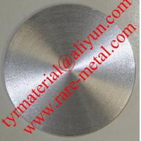 Cheap Tin (Sn) metal sputtering target, purity: 99.99%, 99.999%, CAS: 7440-31-5 for sale