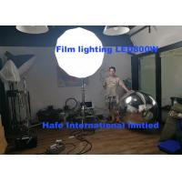 TV / Flim Lighting Dimmable 800W LED Glare Free Lighting For Film Industry Manufactures