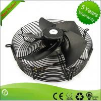 200 mm Industrial Ec Axial Fan With External Motor For Ventilation / Air Flow Manufactures