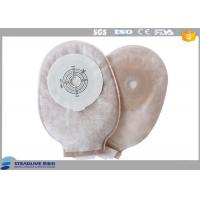 One piece Child Pediatric Ostomy Bags Adhesive / Colostomy Bag For Baby Manufactures
