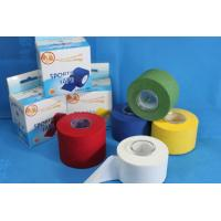 Surgical Elastic Waterproof Sports Tape 2.5cm 3.8cm 5cm 10cm Medical Bandage Tape Manufactures