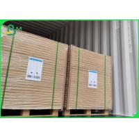 48gsm 55gsm 80gsm Carbonless NCR Paper Coated Back / Front Ream Packing Manufactures