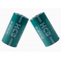 Cheap 5000mAh Low Self Discharge Li-MnO2 Battery Lithium Cylindrical Multiple Safety Designed for sale