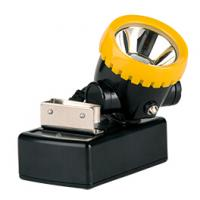 Atex certified cordless LED coal miners cap light, safety helmet light Manufactures