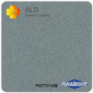China metallic sliver powder coating metallic sliver powder coating on sale