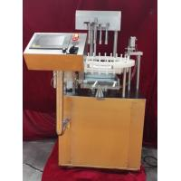 Cheap Whitening Gel Syringe Filling Capping Machine Semi - auto Dentist Using for sale