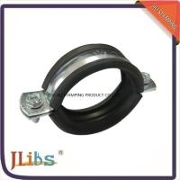 """Quick Clamp Pipe Fittings Hanging Pipe Clamps Gas Pipe Clips 3/8""""-8"""" Size Manufactures"""