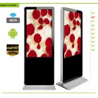 Cheap Android 4.4 X 42 Inch Self Service Kiosk Touch Screen Support Wifi LAN for sale