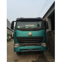 266HP To 420HP Tipper Dump Truck SINOTRUK HOWO A7 Reliable Performance Manufactures