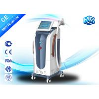 New Innovation Technology Professional 755 & 810 & 1064 nm Wavelengh Hair Removal Machine in Russian Manufactures