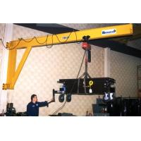 Cheap Precision Wall Mounted Jib Cranes in Enclosed Building / Plant Room Maintenance for sale
