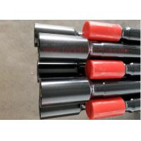 Forging Threaded Drill Rod / Mining Drill Rods For Road Construction Hole Drilling Manufactures