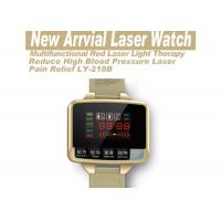Leawell Therapeutic Laser Devices Medical Laser Watch Rated Frequency 50HZ Manufactures